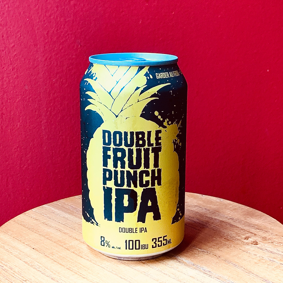Double fruit punch ipa